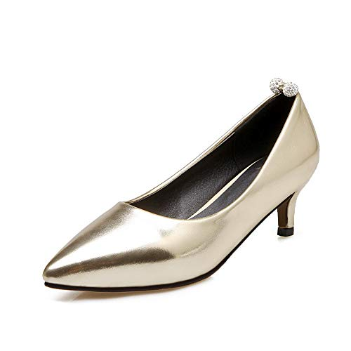 Sandales Doré Compensées AdeeSu Femme SDC05591 fw1qO5