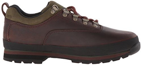 Timberland Euro Hiker Low, Men's Lace-up Shoes Gaucho Locohorse Full Grain