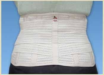Ventilated Elastic Back Support Belt Item# 6069 (Ventilated Core Elastic Belt)