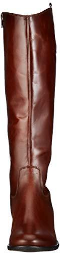 Gabor Damen Fashion Hohe Stiefel, Braun (Sattel (Effekt) 22), 37 EU 2