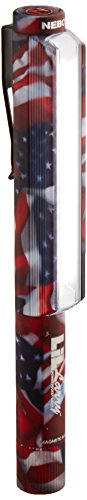 Nebo 6492 Larry Flashlight Patriotic