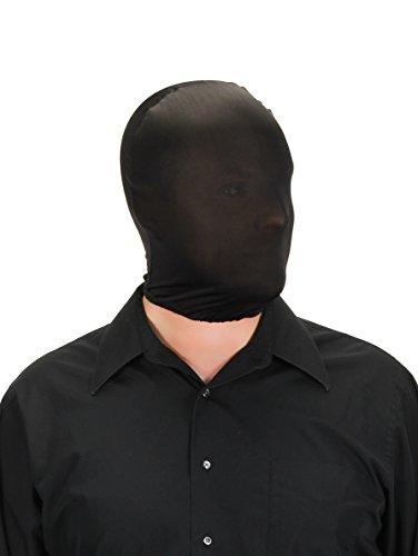 elope Black Costume Headsock -