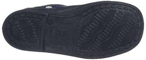 Bensimon Elly Pastel Pastilles - Zapatillas Unisex Niños Bleu (516 Marine)