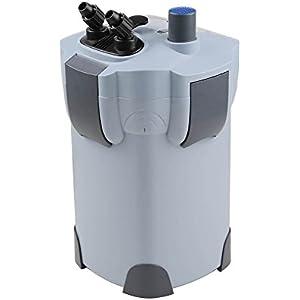Polar Aurora 266GPH canister filter with UV sterilizer
