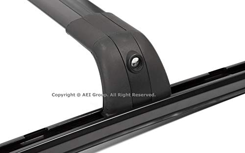 EAX Compatible with 06 07 08 09 10 11 12 13 Land Range Rover L320 Sport Model Only Replacement for Roof Rack Cross Bars Rails OE Style 2006 2007 2008 2009 2010 2011 2012 2013 Brand
