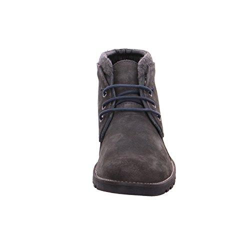 Q-Schuh Men's 1003874/0 Boots 0Schwarz gVPgvmr