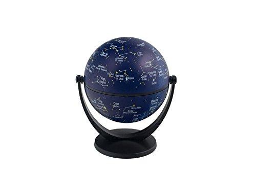 10 cm Dreh- Schwenk Globus: Sternenhimmel Landkarte – Globe Stellanova Verlag B001BAFHUQ 881077 STN-881077