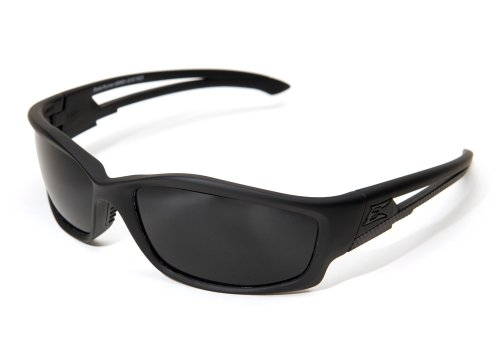 Edge Tactical Eyewear SBR61-G15 Blade Runner Matte Black with G-15 Lens (Edge Of Blade Runner compare prices)