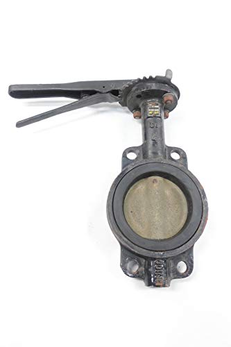 APOLLO 141 Manual Iron Wafer 4IN Butterfly Valve D651575