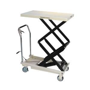 JET DSLT-770 Double Scissor Lift Table by Jet