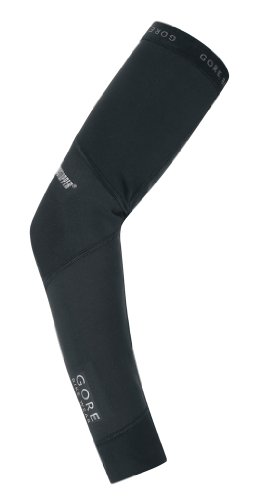 GORE BIKE WEAR  WINDSTOPPER Universal SO Arm Warmers, L, - Bike Arm Warmers