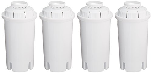 Sapphire Replacement Water Filters, 4-Pack
