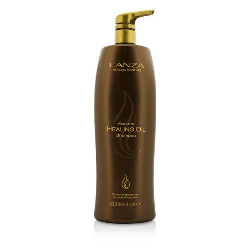 Lanza - Keratin Healing Oil Conditioner - 1000ml/34oz All Hair Types