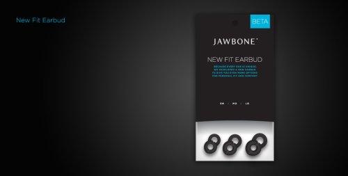 Jawbone JBGACC FKIT ICON Fit Kit