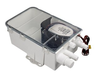amazon com seaflo boat marine shower sump pump drain kit system rh amazon com