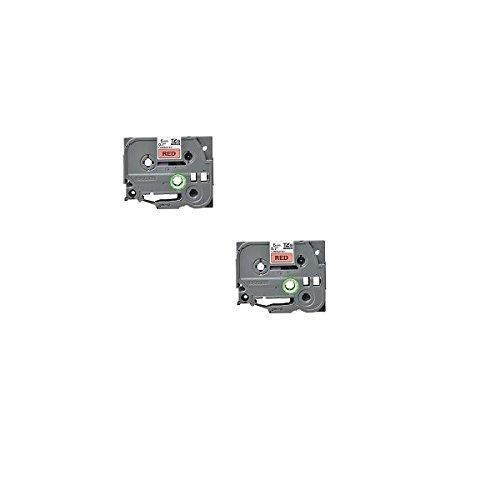 5 Casetes de Cinta compatibles con Brother TZe611 TZ611 Negro sobre Amarillo 6mm x 8m para Brother P-Touch PT-1000 1000P 1000BTS 1005 1010 1090 2030VP 2430PC 3600 9600 D200 D200VP D200BW D210 D210VP D400 D400VP D450VP D600VP E100 E100VP E300VP E550WVP H100