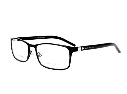 Optical frame Marc Jacobs Metal Matt Black - Shiny Black (MARC 75 10G) - Black 10g Optical Frame