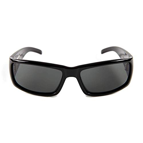 - Hoven The One 13-0102 Polarized Rectangular Sunglasses,Black Gloss,60 mm includes Birdz Cleaning Kit and Screwdriver