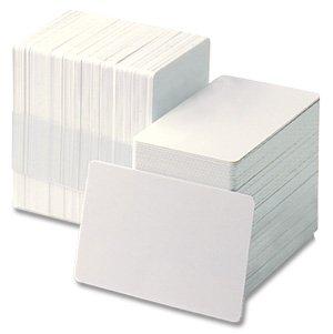 USC - Lote de 100 tarjetas de PVC, color blanco: Amazon.es ...