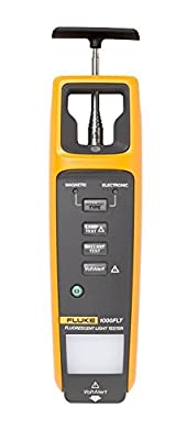 Fluke FLUKE-1000FLT Fluorescent Light Tester, Yellow