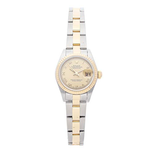 - Rolex Datejust Mechanical (Automatic) Champagne Dial Womens Watch 79173 (Certified Pre-Owned)