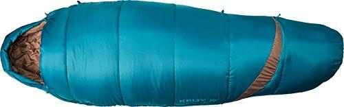 Kelty Women's Tuck EX 20 Degree Sleeping Bag, Deep Lake/Tropical Green For Sale