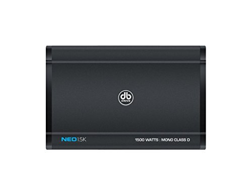 Click to buy db Drive NEO1.5K Class D Monoblock Amplifier 1500W - From only $120.86