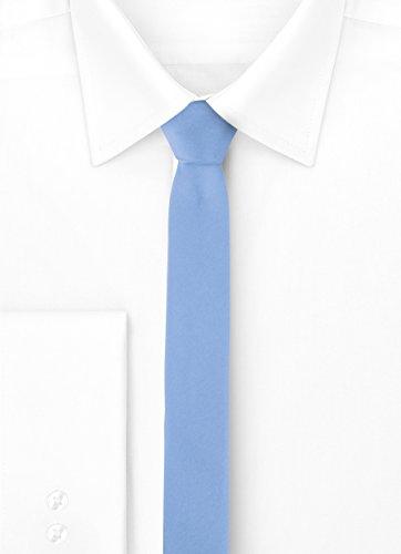 SP Narrow 5 x 150cm Ladeheid Tie Indigo Mans 5cm 67PxTnqg