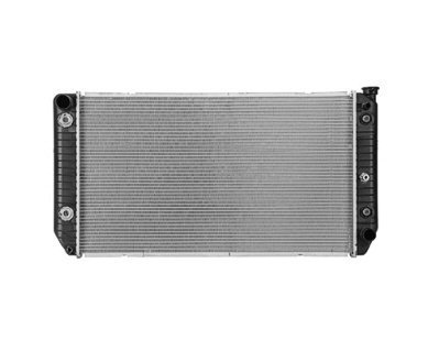 MAPM Premium Quality RADIATOR; 6.5LTR; WITH ENGINE OIL COOLER by Make Auto Parts Manufacturing