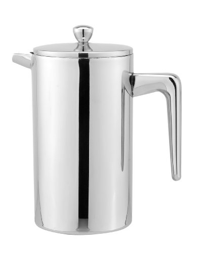 Cheap Cuisinox Double Walled French Press, 800ml, Stainless Steel