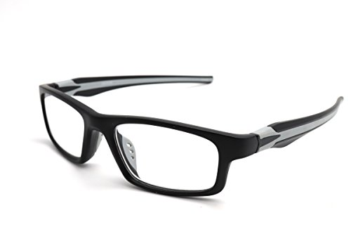 ColorViper Sports Double Injection Readers Flexie Reading Glasses (GREY, +2.00)