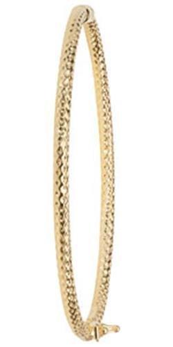Bracelet Jonc or jaune 9ct