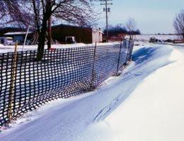 Home & Garden Safety Snow Fence Yard, Garden & Outdoor Living