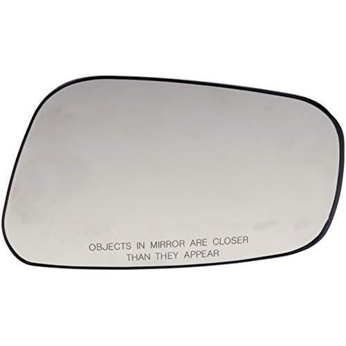 Nice Dorman 56523 Passenger Side Non-Heated Plastic Backed Mirror Glass supplier