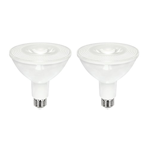 ANC PAR38 Spotlight Bulbs with 40 Degree Beam Angle,16W LED Dimmable Bulbs(120W Equivalent),1300 Lumens 3000K Warm White Spot Light Bulbs, E26 Base 2 Pack - 38 Led Spot