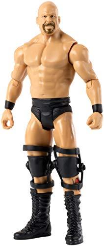 WWE Series #79 Stone Cold Steve Austin Action Figure, 6