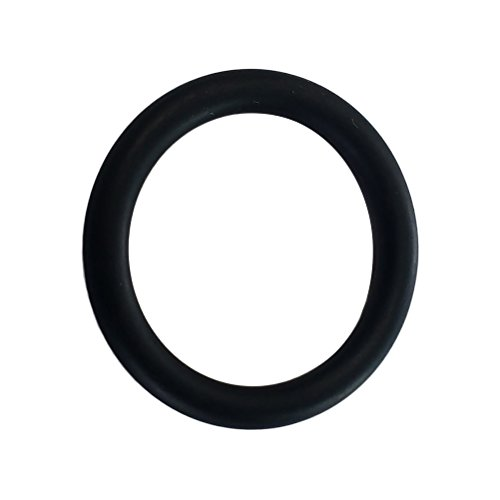 "212 Buna-N Nitrile Rubber O-Ring, 7/8"" ID, 1 1/8"" OD, 1/8"" Width - Pack of 100"