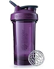 BlenderBottle 500706 Pro Series Shaker Bottle, 32-Ounce, Pebble Grey