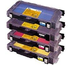 Lovetoner Compatible replacement for TEKTRONIX Phaser 560 Laser Toner Cartridge Set Black Cyan Yellow Magenta