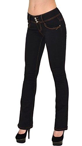 femme femme j158 Jean CC Jean by de coupe pantalon bootcut jean gard Salsa Typ en tex gEwAqZZxB7
