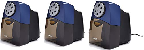 X-Acto ProX Classroom Electric Pencil Sharpener, 3 Pack by X-Acto