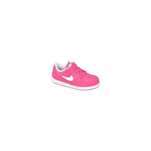 Nike - Nike Priority Low Td Kinder Sportschuhe Leder Fuchsia 653691 Pink