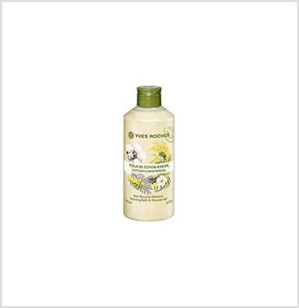 Bagno Doccia Yves Rocher.Yves Rocher Bagnodoccia Fiori Di Cotone E Mimosa 400ml Amazon It