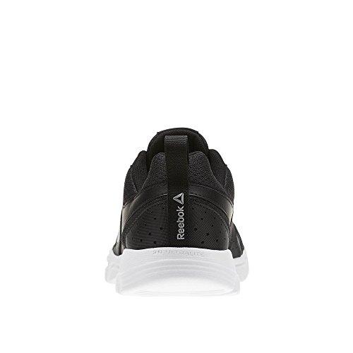 de Fitness Reebok 3D Multicolore 000 White Femme Fusion Black TR Silver Chaussures wxRIXBTqR