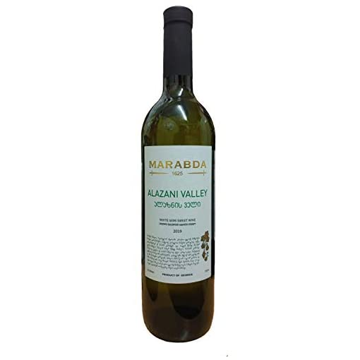318 7rkFa7L Alaverdi-Marabda-Alazani-Valley-White-Semi-Sweet-Wine-075L