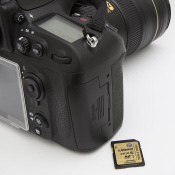 Kingston SDA 10 Class 10 Memory Card