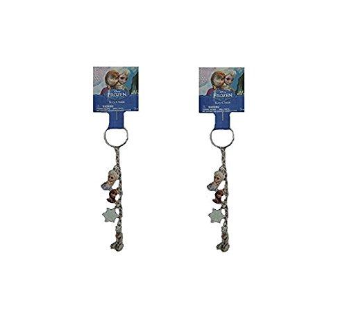 Disney Frozen Metal keychains Snowflake product image