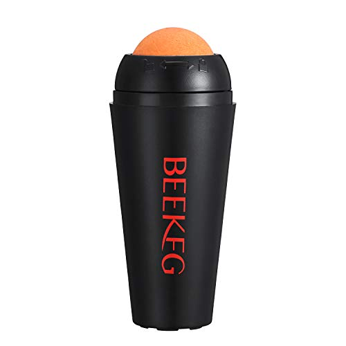 BEEKEG Oil-Absorbing Volcanic Face Roller, Oil Control On-The-Go, Reusable Solution of Combating Oily Skin, Naturally…