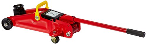 Pit Bull CHIJ2MPC Mini Floor Jack with Case, 2 Tons ()
