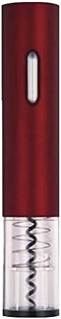 JIA Sacacorchos eléctrico, Sacacorchos con Acero Inoxidable Botella Sommelier Profesional abridor para el hogar, Restaurante, Parte y se Regalo